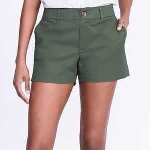 Olive green Old Navy pixie shorts
